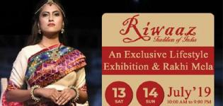 Riwaaz Lifestyle Exhibition 2019 in Ahmedabad - Date and Venue Details