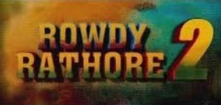 Rowdy Rathore 2 Hindi Movie Release Date 2015 - Rowdy Rathore 2 Bollywood Film Release Date