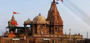 Rukmini Devi Temple in Dwarka Gujarat Timings - Address - History Details