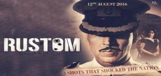 Rustom Hindi Movie 2016 - Release Date and Star Cast Crew Details