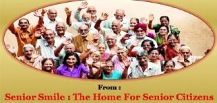 SENIOR SMILE - The Old Age Home for Senior Citizens at Rajkot Gujarat (Cofounder Nirmit Chhaya)