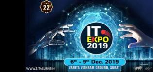 SITA IT Expo 2019 in Surat at Vanita Vishram Ground from 6th to 9th December