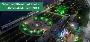 Sabarmati Riverfront Ahmedabad Photos - Latest Images during Narendra Modi Visit 2014