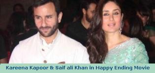 Kareena Kapoor Special Appearance in Happy Ending Movie