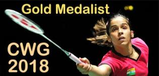 Saina Nehwal Wins Gold Medal in Commonwealth Games 2018 for Badminton