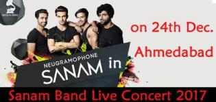 Sanam Band Performance in Ahmedabad - Neu Gramaphone Live in Concert 2017