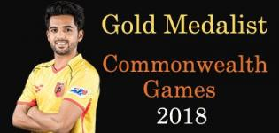 Sanil Shetty Wins Gold Medal in Commonwealth Games 2018 for Table tennis