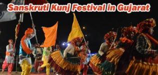 Sanskruti Kunj Festival in Gandhinagar Gujarat - Sanskritikunj Cultural Mela in February