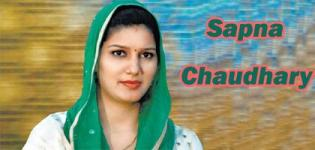Sapna Chaudhary 2017 Dance Videos New - Sapana Choudhary Video Songs
