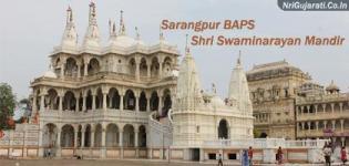 Sarangpur BAPS Shri Swaminarayan Mandir Photos  Temple Information  Latest Images
