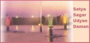 Satya Sagar Udyan Daman - Famous for Colorful Fountains
