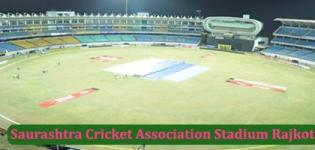 Saurashtra Cricket Association Stadium Rajkot IPL 2017 Match Schedule - Gujarat Lions Home Ground