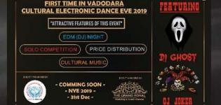 SayajilanD NYE 2019 in Vadodara at Milan Party Plot on 31st December