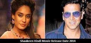 Shaukeen Hindi Movie Release Date 2014 - Star Cast & Crew