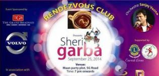 Sheri Garba 2014 in Ahmedabad at Maan Party Plot CG Road by Rendezvous Club