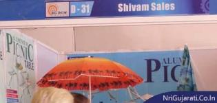 Shivam Sales Stall at THE BIG SHOW RAJKOT 2014