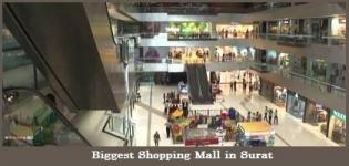Biggest Shopping Malls in Surat - Best Shopping Centre Market Bazar in Surat