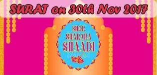 Shor Sharaba Shaadi First Ever Bridal 2017 Contest of Surat - Venue Details