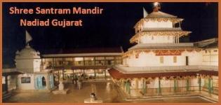 Shree Santram Mandir in Nadiad Gujarat India - History Photos of Santram Temple