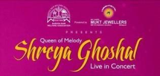 Shreya Ghoshal Live In Concert 2014 in Vadodara Gujarat