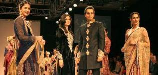 Shyamal and Bhumika Bridal & Wedding Collection 2013