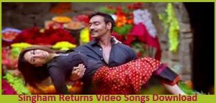 Singham Returns Video Song Free Download - Singam 2 HD Video Song