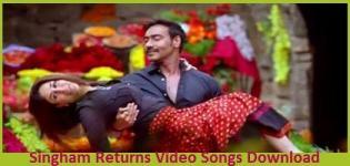 Singham Returns Video Song Free Download - Singam 2 HD Video Song