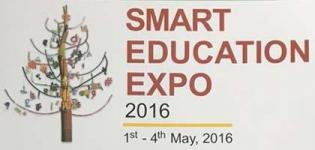 Smart Education Expo 2016 in Surat at Veer Narmad University Campus