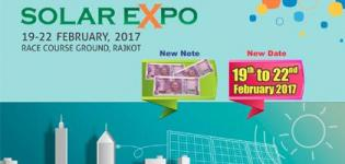 Solar Expo 2017 in Rajkot Gujarat at Race Course Ground Date - Details