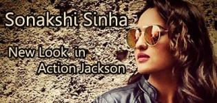 Sonakshi Sinha Photos in Action Jackson Movie 2014 - Latest New Look Pics