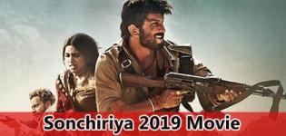 Sonchiriya Bollywood Movie 2019 - Release Date and Star Cast Crew Details