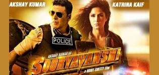 Sooryavanshi Movie 2020 - Release Date and Star Cast Crew Details
