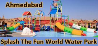 Splash The Fun World Water Park in Ahmedabad - Timing and Location Details