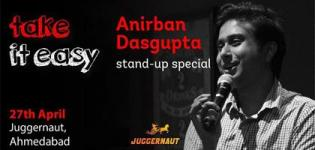 Stand up Comedy by Very Famous Comedian Anirban Dasgupta in 2018 at Ahmedabad