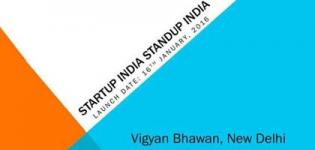Startup India Standup India Event 2016 in New Delhi at Vigyan Bhawan on 16 January