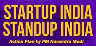 Startup India Standup India Scheme 2016 / Latest Policy Points Updates declared by PM Narednra Modi