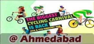 SugarFree Cyclothon Ahmedabad 2018 - Venue and Date Information