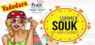 Summer SOUK 2018 Event in Vadodara on 21st April - Venue Details