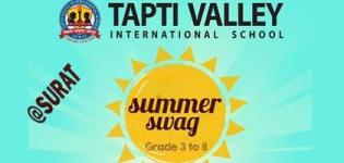 Summer Swag 2018 in Surat at Tapti Valley International School