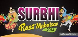 Surbhi Navratri Rajkot 2014 - Raas Garba Event Disco Dandiya 2014 by SURBHI Club