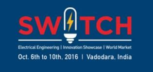 Switch 2016 Vadodara from 6th to 10th October 2016 - Switch Global Expo Gujarat