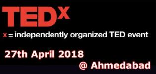 TEDx Gujarat University 2018 Event in Ahmedabad Date and Venue Details