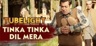 TINKA TINKA DIL MERA Video Song with Full Lyrics from Tubelight Film