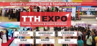 TTH Expo 2019 Rajkot Gujarat's Top Tourism and Travelling Exhibition
