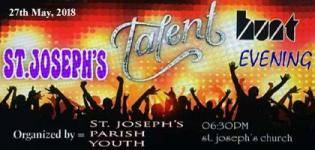 Talent Hunt Evening, an Event for Singing, Dancing and Many Other Talent in Vadodara