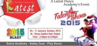 Talent Show 2015 in Rajkot by Latest Dance Academy & Hobby Zone
