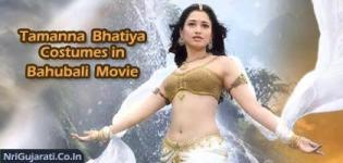 Tamanna Bhatia Dresses Outfits in Bahubali -Traditional Blouse Lehenga Costumes Designer Clothes