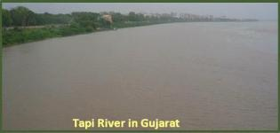 Tapi River in Surat Gujarat - History - Information - Details - Photos