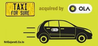 Taxi For Sure Acquired by OLA Cab in Rs.1240 Crores - March 2015 Latest News