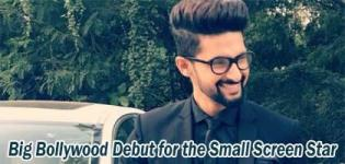 Television Star Ravi Dubey is all set for his Debut in Bollywood by the Film 3 Dev